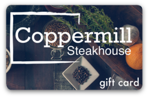 Coppermill Steakhouse - Gift card